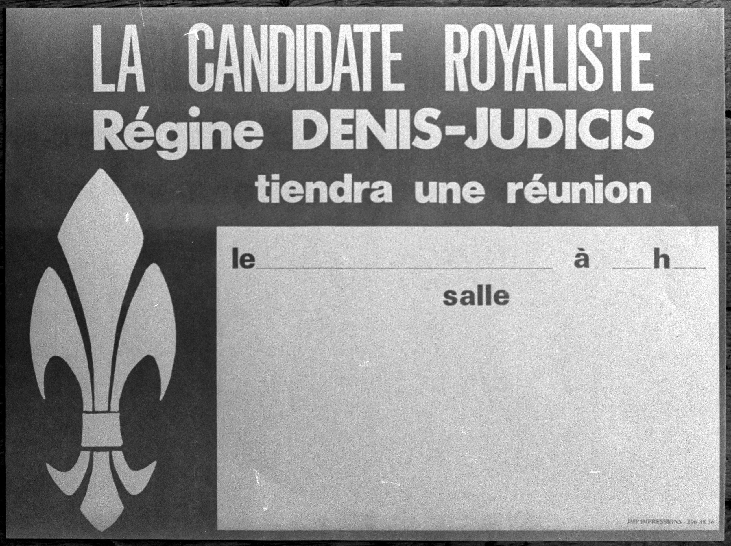 Nancy - Régine Denis-Judicis
